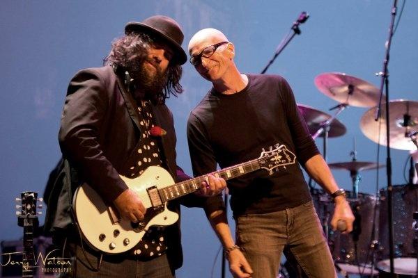 In Continuum, Michael Sadler & Fernando Perdomo - photo by Jerry Watson