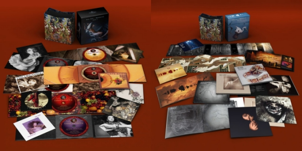 Kate Bush Reveals Remastered Box Sets On Vinyl Amp Cd The