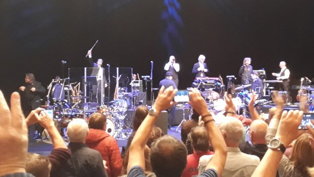 King Crimson - Cardiff 2018