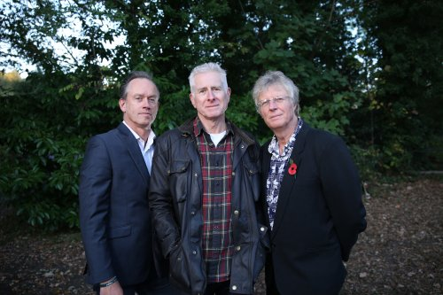 Twelfth Night - Mark Spencer, Andy Revell & Brian Devoil