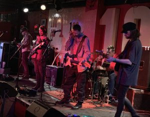 Xander & the Peace Pirates 11-12-18