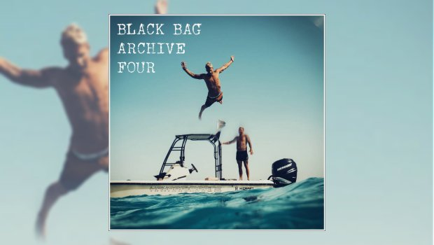 Simon Godfrey - Black Bag Archive Vol 4