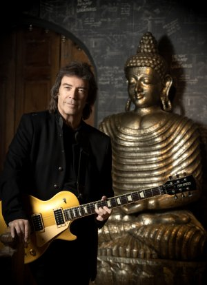 Steve Hackett, photo by Tina Korhonen