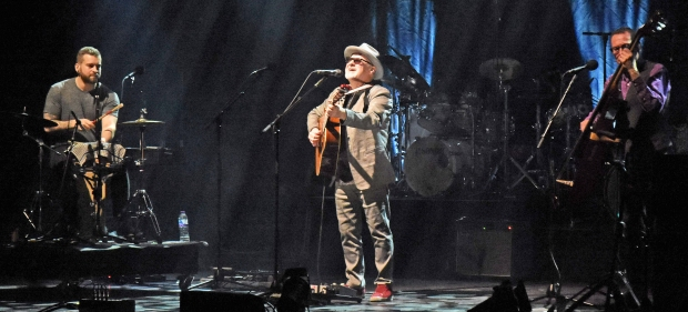Acoustic set, Jack Carrack, Paul Carrack and Jeremy Meek