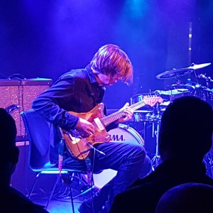 Thurston Moore - photo by Neil Smith