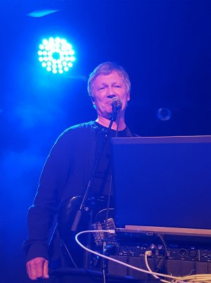 Michael Rother - photo by Neil Smith
