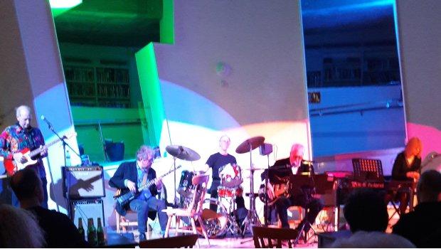 Peter Blegvad Quintet