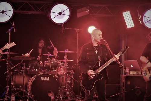 Southern Empire - HRH Prog VII - Brody Green - drums and Danny Lopresto - vocals