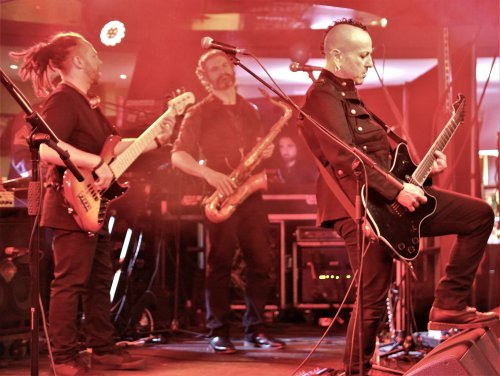 Southern Empire - HRH Prog VII (Danny at front) (1)