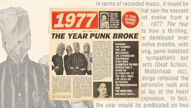 Various Artists – 1977: The Year Punk Broke