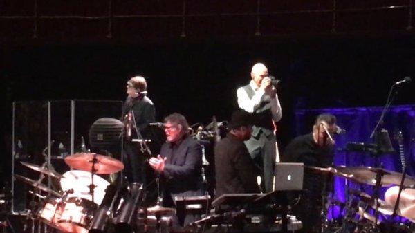 King Crimson - photo by Mandy Loebner