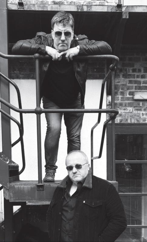 Tony Patterson & Doug Melbourne
