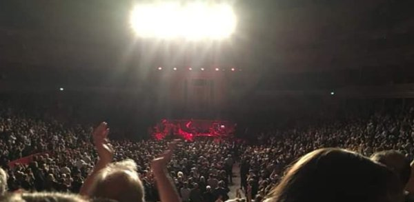 King Crimson - photo by Sid SmithSid Smith