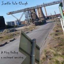 Jumble Hole Clough – A king finding a croissant amusing