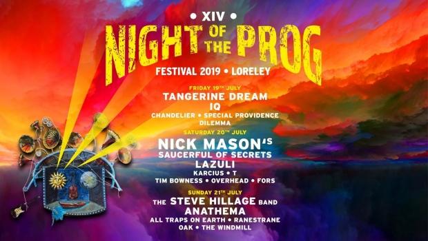 Night Of The Prog Festival ~ Day Three – The Progressive Aspect – TPA