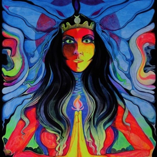Rosalie Cunningham - album cover artwork