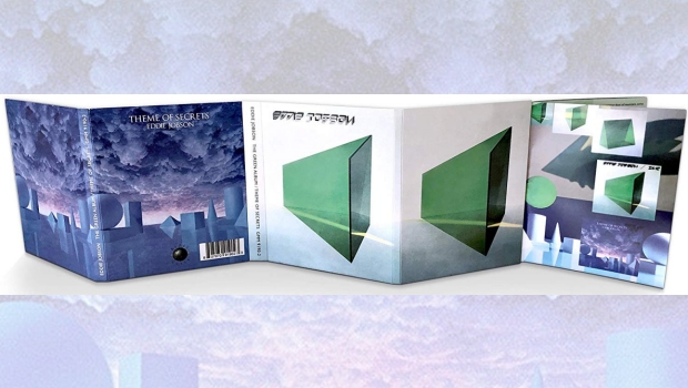 Eddie Jobson [Zinc] - Green Album / Eddie Jobson - Theme of Secrets