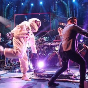 Public Service Broadcasting at Royal Albert Hall 2019