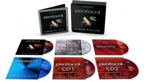 Simon Phillips - Protocol box set