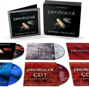 Simon Phillips - Protocol box set