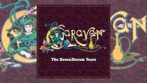 Caravan - The Decca Deram Years box set