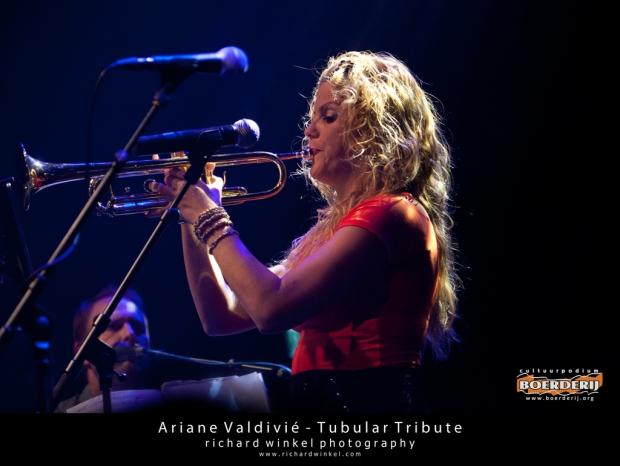 Tubular Tribute - Ariane Valdivié