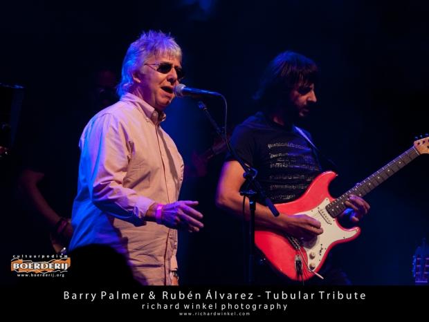 Tubular Tribute - Barry Palmer & Rubén Álvarez