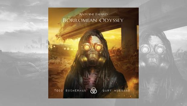 Antoine Fafard - Borromean Odyssey