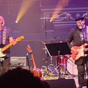 Richard Thompson & David Gilmour