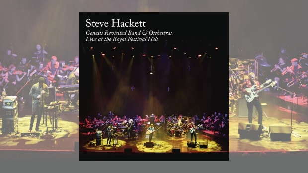 Steve Hackett - Genesis Revisited Band & Orchestra: Live at the Royal Festival Hall