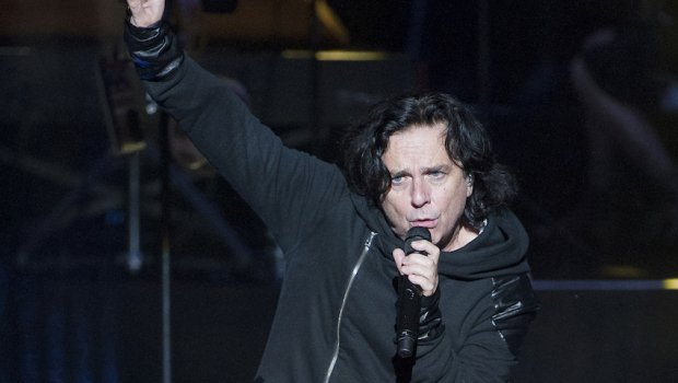 Steve Hogarth - photo by Mike Ainscoe