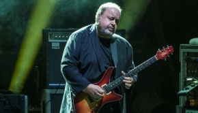 Steve Rothery - photo by Mike Ainscoe