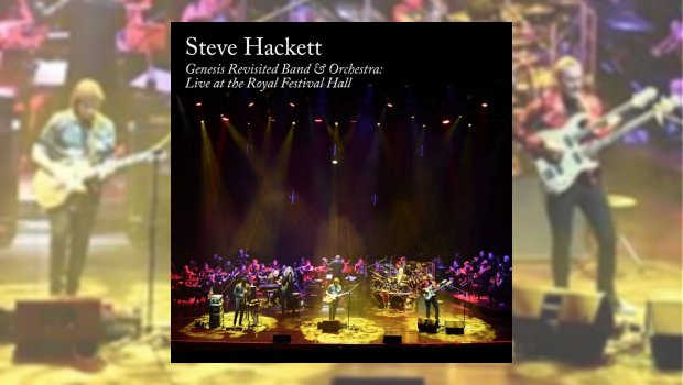 Steve hackett and Orchestra Live 2018