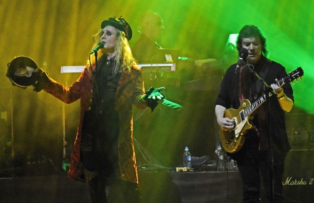 Nad Sylvan and Steve Hackett