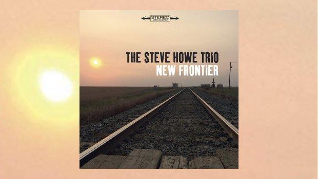 The Steve Howe Trio - New Frontier