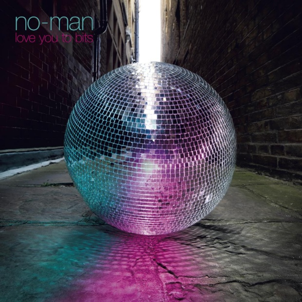 no-man Love You To Bits album cover