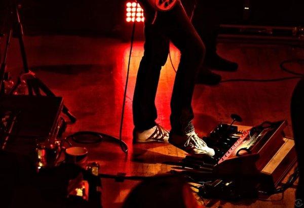 BBT Greg Spawton bass pedals