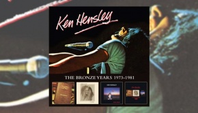 Ken Hensley - The Bronze Years
