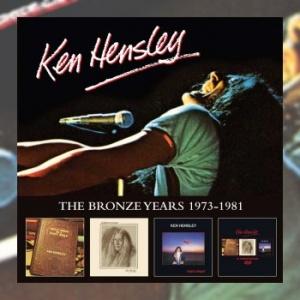 Ken Hensley - The Bronze Years