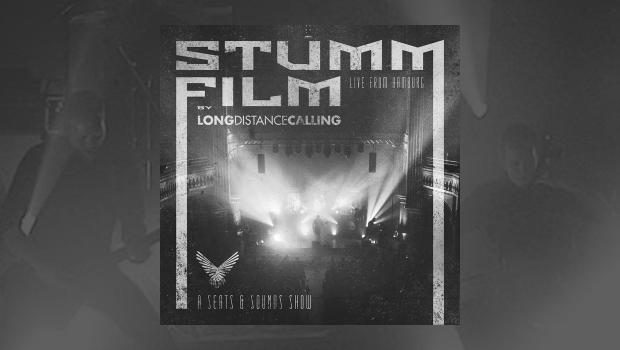 Long Distance Calling - Stummfilm: Live from Hamburg