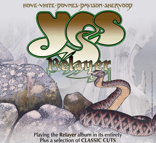 Yes 2020 Relayer poster
