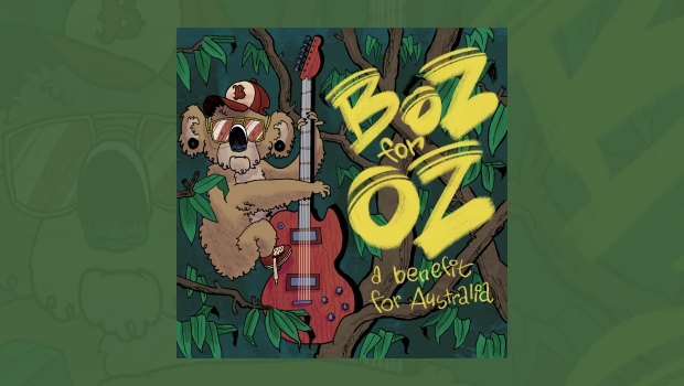 Boz For Oz - Boz For Oz