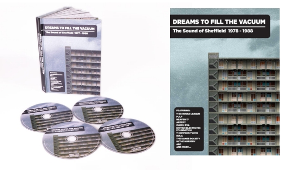 Dreams to Fill the Vacuum - The Sound of Sheffield 1977-1988