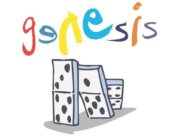 Genesis - Last Domino Tour? poster