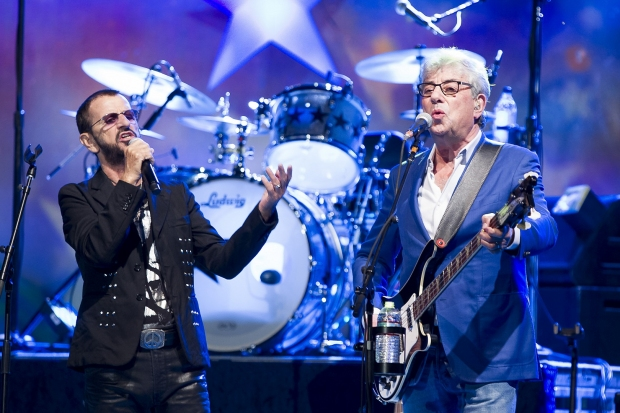 Graham Gouldman & Ringo Starr