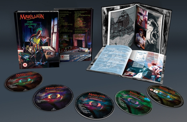 Marillion – Script For A Jester's Tear (Deluxe Edition)