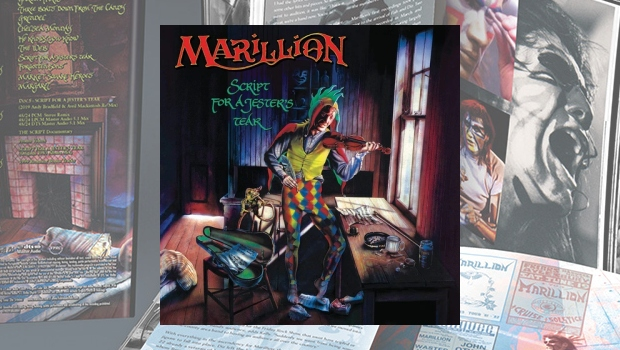 Marillion - Script For A Jester's Tear (Deluxe Edition) TPA banner