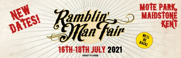 Ramblin' Man 2021 Banner