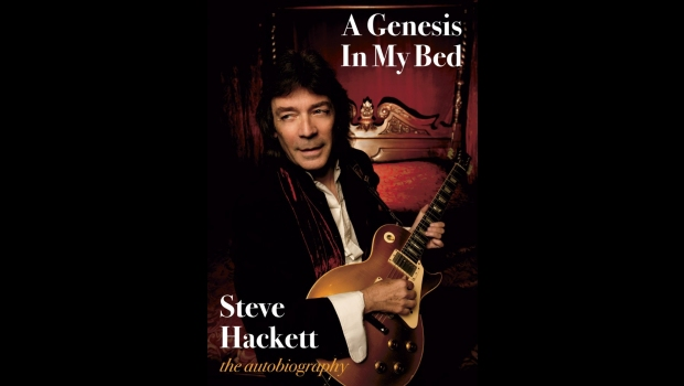 Steve Hackett - A Genesis In My Bed - The Progressive Aspect (TPA) Banner