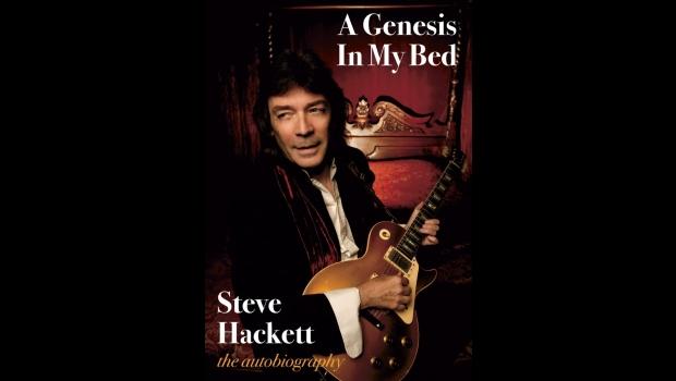 Steve Hackett - A Genesis In My Bed - The Progressive Aspect (TPA) Banner